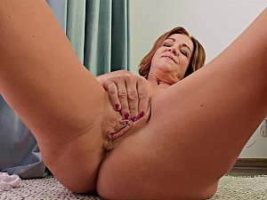Hot Mature Solo Fun